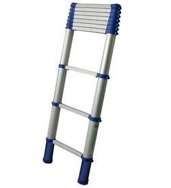 Telesteps blue line 3m telescopic ladder - New
