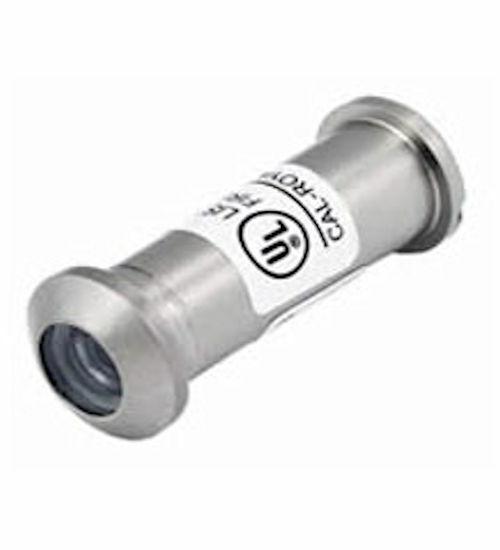 Cal-Royal ULDV160 US26D Door Viewer with 160 Degree Glass Lens, Satin Chrome