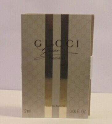 Gucci Pour Homme Cologne Perfume Spray Miniature Test Sample Bottle Royal Men ML