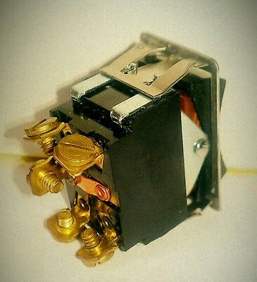 308-0341 Onan Start Panel Rocker Switch With Indicator Light New