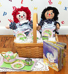 Baskets Dolls and More