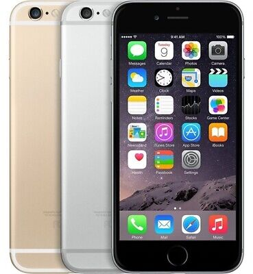 Apple iPhone 6 32GB Unlocked Various Colours