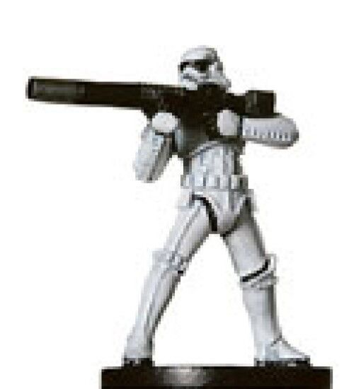 Rebel Storm ~ HEAVY STORMTROOPER #28 Star Wars miniature