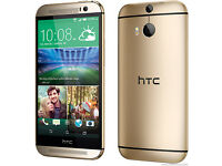 HTC One M8 32GB Dual Camera 4G LTE Unlocked Brand New Android Smart Phone