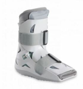 Walking Boot & Crutches