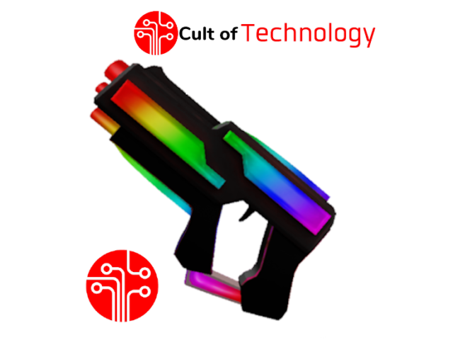 Murder Mystery MM2 Chroma Laser Godly *FAST DELIVERY*