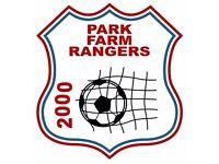 Park Farm Rangers Football Club New Under 5 Academy (Ashford, Kingsnorth, TN23 3EF, Kent)