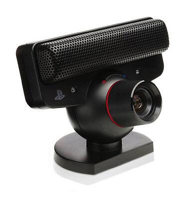 Original Sony Playstation 3 Eye Move Kamera mit Mikrofon   PS3   NEUWARE