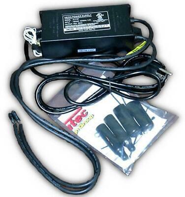Flashing Neon Sign Transformer 10 Kv Power Supply Complete Kit Jantec