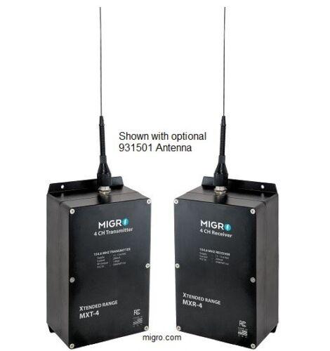 Long Range Wireless Radio Control System, Pump Remotes, Gates, Irrigation, USA