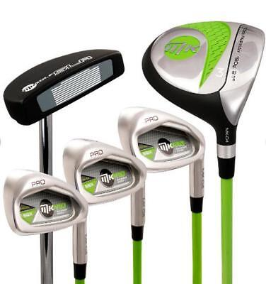 Masters - MK Pro Half Set Green Right Handed 57in-145cm + FREE Nike Gift & Deli
