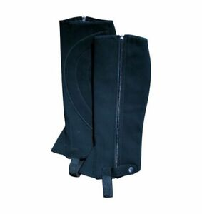 For Sale: Paddock Riding Boots, XXL Half Chaps (never worn)