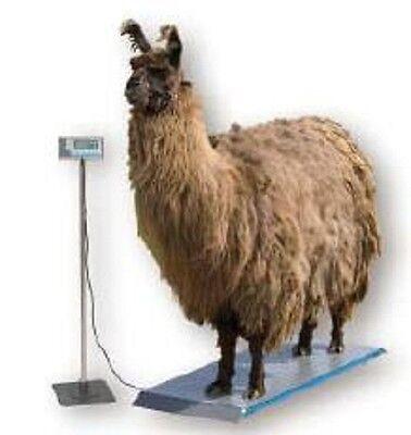 Salter Brecknell Ps2000 Veterinary 2000lb Vet Pet Scale