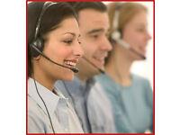Home-based Telesales Executives, Immediate start, £31k OTE