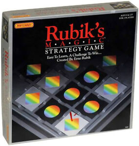 Rubik's Magic Strategy Game by Matchbox London Ontario image 1