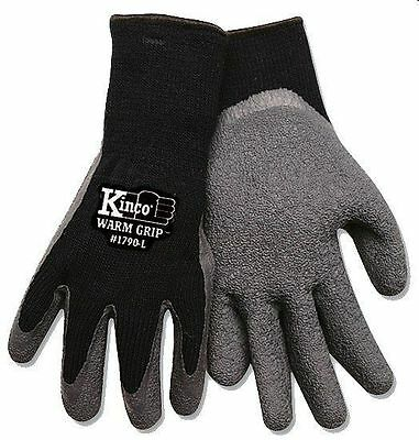 (Kinco® Warm Grip Knit Gloves Thermal EXTRA LARGE # 1790 XL)