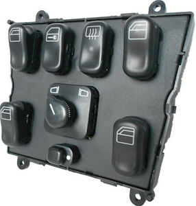 Aftermarket power window switch ebay for 2000 toyota celica power window switch