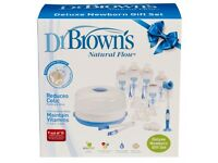 Dr Browns Natural Flow Newborn Starter Set