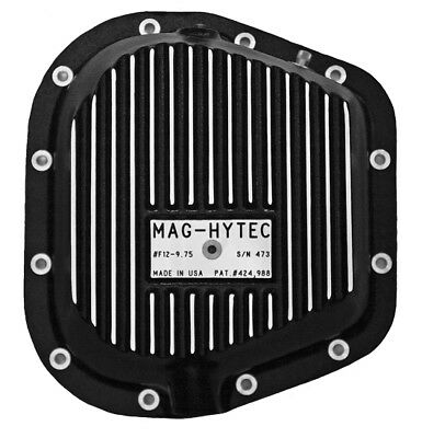 Mag Hytec Rear Differential Cover 97-14 Ford F150 Truck & Van 12 bolt 9.75 Diff ()