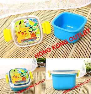 Pokemon-Pikachu-Bento-Snack-Box-Container-Case-C46a