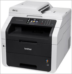 Brother MFC9330CDW Wireless All-In-One Color Laser Printer (New)
