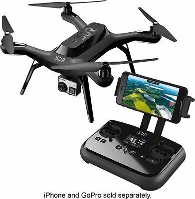 3DR - Solo Drone - Black - Brand new -Quadcopter SA11A for GoPro Camera