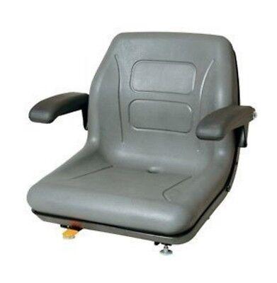 Gray Lawn Mower Seat Toro Master Z John Deere Z Trak Bobcat Allis Case Ford
