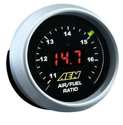 AEM Wideband O2 Air/Fuel UEGO Gauge Kit (No Sensor)