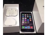 APPLE IPHONE 6 PLUS 16GB BRAND NEW BOXED UNLOCKED WITH 12 MONTH APPLE WARRANTY & SHOP RECEIPT