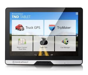 TND TABLET 80 TRUCK GPS $395. Refurbished from Company.