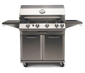Jackson Grills BBQ's Stainless Steel Barbecues