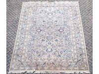 Oriental Rug. 8 ft by 12 ft. Good condition