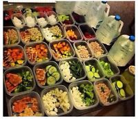 Family Weekly Meal Prep