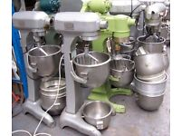 HOBART TALL BOY 20 LT FOOD MIXER CATERING COMMERCIAL KEBAB FAST FOOD RESTAURANT KITCHEN BAR SHOP