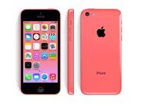 Apple iPhone 5c in Pink 16gb Unlocked