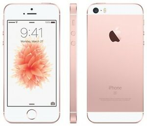 *Price Lowered**Mint Condition Bell Rose Gold iPhone SE