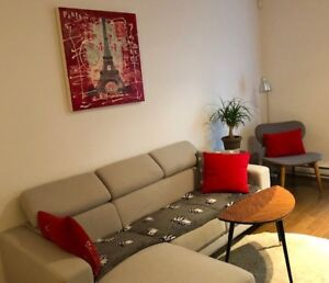 Urgent ALL INCL. Nice Room with Bath in fantastic townhouse