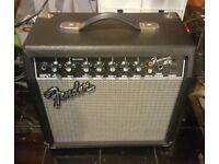 fender electric guitar amplifier
