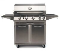 Jackson Grills Stainless Steel Barbecues BBQ Special New