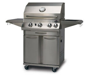 Jackson Grill - LUX550 Stainless BBQ