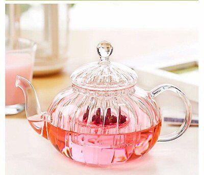 Borosilicate Glass Tea Pot, Teapot or Tea ...
