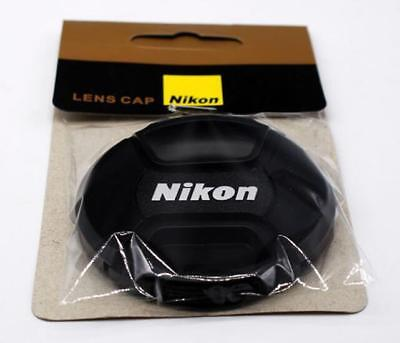 1 PCS New Front Lens Cap 52mm for NIKON
