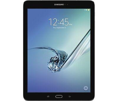 Samsung Galaxy Tab S2 SM-T817A 32GB, Wi-Fi, 9.7in 4G LTE Black AT&T Unlocked**