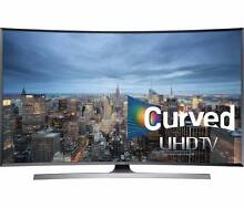 """Samsung 55"""" 4K Ultra HD Curved Smart 3D LED tv with Warranty Balga Stirling Area Preview"""