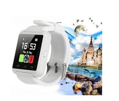 Heart Rate Monitor Wristwatch Smart Bluetooth Sleep Pedometer SMS ReminderPhoneW
