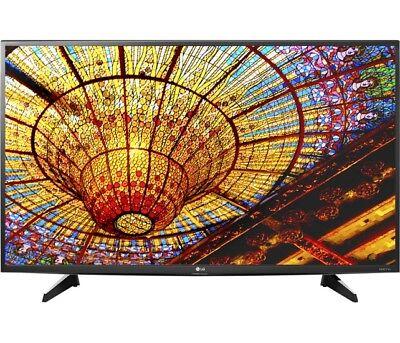 "LG 49UH6100 49"" 4K Ultra HD 120Hz LED Smart HDTV"