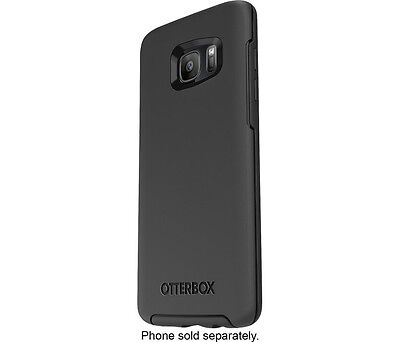 NEW OtterBox Symmetry Case for Samsung Galaxy S7 Edge - Black