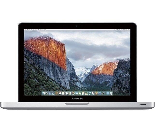 """Apple MacBook Pro 15.4"""" Dual-Core i7 Turbo 8GB RAM 750GB HDD MC373LL/A Grade B"""