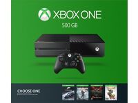 XBOX One 500gb Console Brand New
