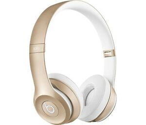Bluetooth Solo 2 Beats by Dr. Dre SEALED BOX★ GOLD / RED /